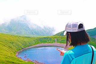 登山の写真・画像素材[650191]
