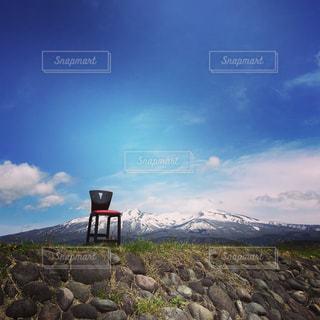 鳥海山の写真・画像素材[768798]