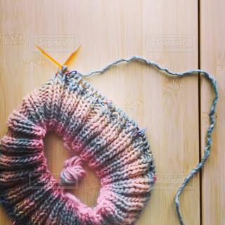 春色の編み物 - No.768818