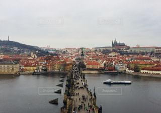 中世にタイムスリップしたかのような素敵な街、チェコ プラハ♪の写真・画像素材[815695]