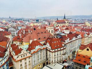 チェコ プラハ♪ 中世の色濃い街。の写真・画像素材[829834]