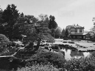 青森県平川市 盛美園♪の写真・画像素材[831016]