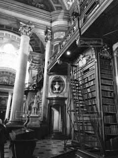 オーストリア ウィーン 国立図書館♪ - No.831781