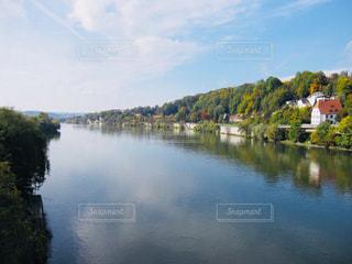 ドイツ パッサウの風景♪の写真・画像素材[877327]