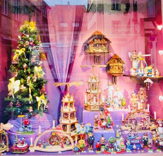 ドイツ おもちゃ屋さんのディスプレイ♪の写真・画像素材[880570]