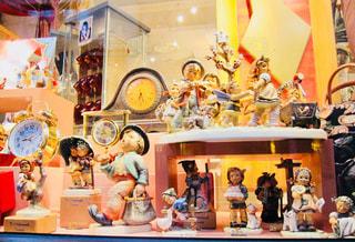 ドイツ おもちゃ屋さんのディスプレイ♪の写真・画像素材[880600]