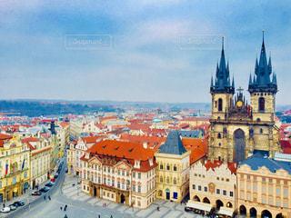 中世の色濃い街、チェコ プラハ♪の写真・画像素材[897331]