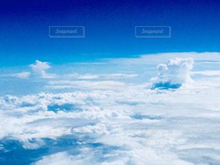 飛行機からの上空♪の写真・画像素材[926383]