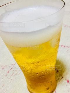 邪道ですが…。ビールのかち割り!の写真・画像素材[927741]