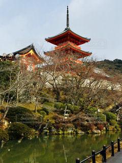 京都 清水寺にて♪の写真・画像素材[995038]