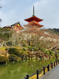 京都 清水寺♪の写真・画像素材[1014481]