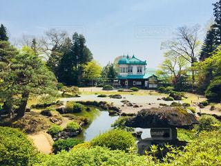 青森 平川市の盛美園♪の写真・画像素材[1019525]