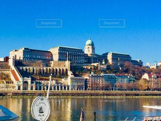 ハンガリー ブダペストの世界遺産、ブダ王宮♪の写真・画像素材[1020768]