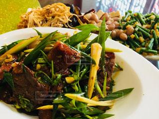 アップで撮った中華料理♪の写真・画像素材[1075018]