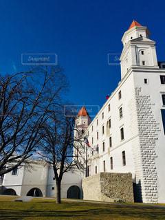 スロバキア ブラチスラバ城での1枚♪の写真・画像素材[1789893]