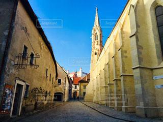 スロバキアの首都ブラチスラバの街並♪の写真・画像素材[1789894]