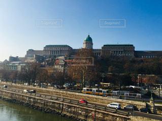 ハンガリー ブダペスト。世界遺産の歴史地区での1枚♪の写真・画像素材[1793891]