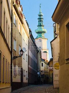スロバキア ブラチスラバの街並み♪の写真・画像素材[1794380]