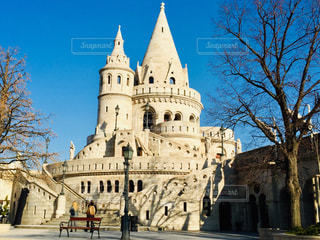 風景,空,建物,木,屋外,海外,きれい,青空,世界遺産,ヨーロッパ,景色,観光,樹木,旅行,可愛い,海外旅行,ハンガリー,ブダペスト,中欧,漁夫の砦