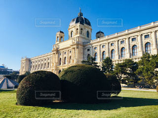 オーストリア ウィーンの自然史博物館♪の写真・画像素材[1826082]