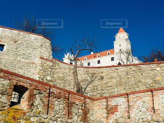 スロバキア ブラチスラバ城♪の写真・画像素材[1846863]