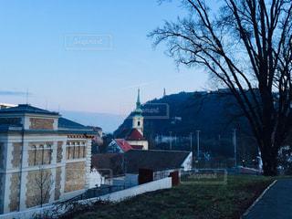 ハンガリー ブダペスト🇭🇺 夕暮れ前の街並み♪の写真・画像素材[1855465]