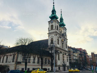 ハンガリー ブダペストの街並み🇭🇺の写真・画像素材[1990044]