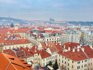 チェコの首都プラハの街並み🇨🇿の写真・画像素材[2064805]