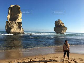 自然,海,海外,ビーチ,外国,オーストラリア,休日,グレートオーシャンロード,ワーキングホリデー,ワーホリ