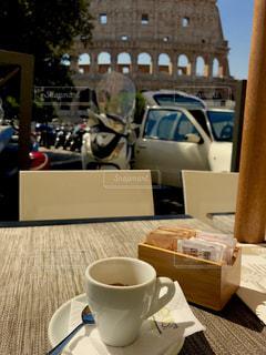 カフェ,海外,ヨーロッパ,お店,外国,イタリア,コロッセオ,リスト