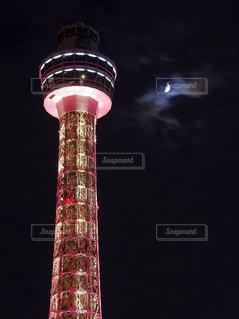 夜のマリンタワー - No.776653