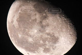 月面の写真・画像素材[782613]