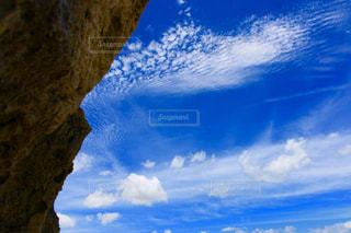 山のビューの写真・画像素材[1405213]