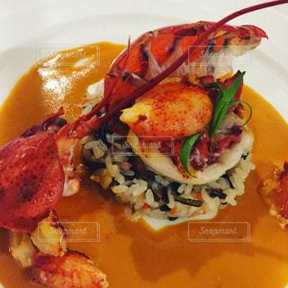 フランス,おいしい,美味しい,エビ,アメリケーヌ,西洋料理