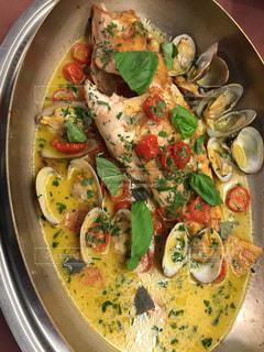 魚,フランス,おいしい,美味しい,アクアパッツァ,西洋料理