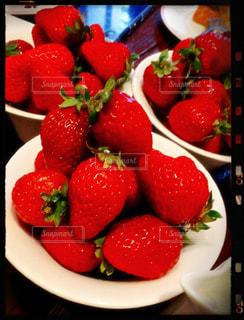 赤,苺,フルーツ,ストロベリー