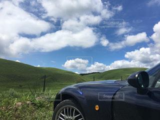 阿蘇山の写真・画像素材[1115947]