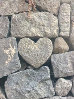 近くの岩の壁をの写真・画像素材[1116004]