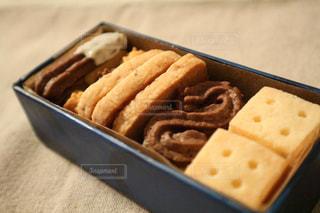 箱,クッキー,趣味,お菓子作り,ココアクッキー,ボックスクッキー,プレーンクッキー