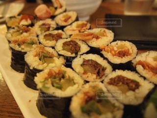 食べ物,韓国,おいしい,海苔巻き,キンパ