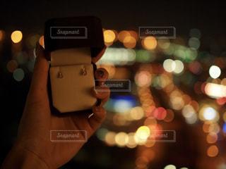 クローズ アップの光のの写真・画像素材[914977]