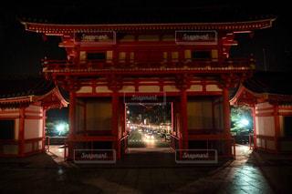 八坂神社の写真・画像素材[1687520]
