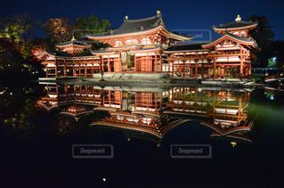 京都,観光,平等院,夜間特別拝観