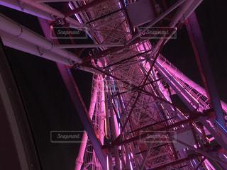 紫光の写真・画像素材[854242]