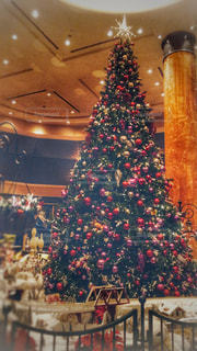 冬,クリスマス,クリスマスツリー,ウェスティンホテル東京