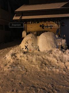 雪の写真・画像素材[1683602]