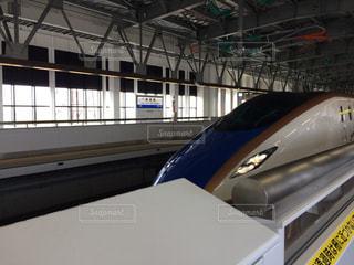 新幹線の写真・画像素材[1405240]