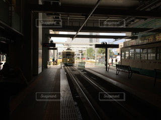 路面電車の写真・画像素材[1407984]