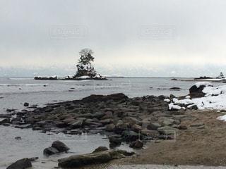 雨晴海岸の写真・画像素材[1407999]