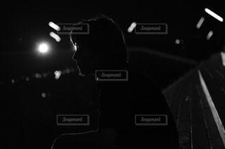 モノクロの写真・画像素材[626937]